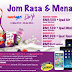 "Nutrigen ""Jom Rasa & Menang Contest: Win iPad Air, iPad Mini, iPod Touch & Up to RM3,500 Giant Cash Voucher"