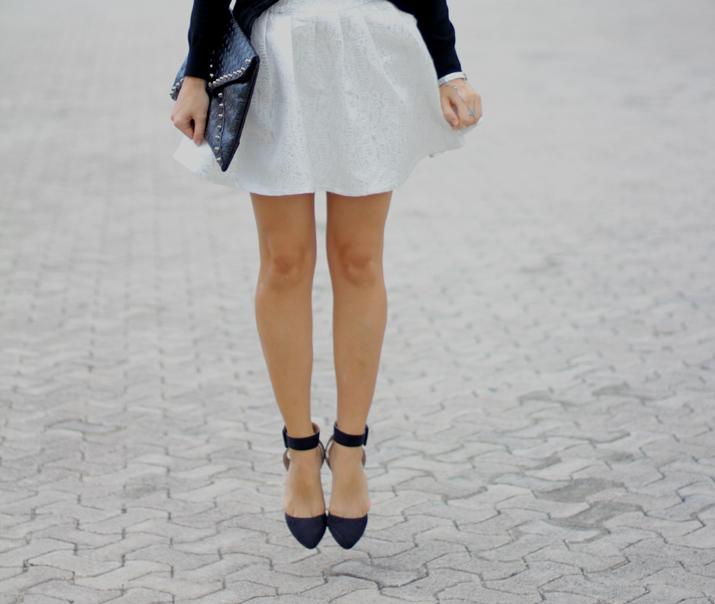 Zapatos Zara bloguera de moda