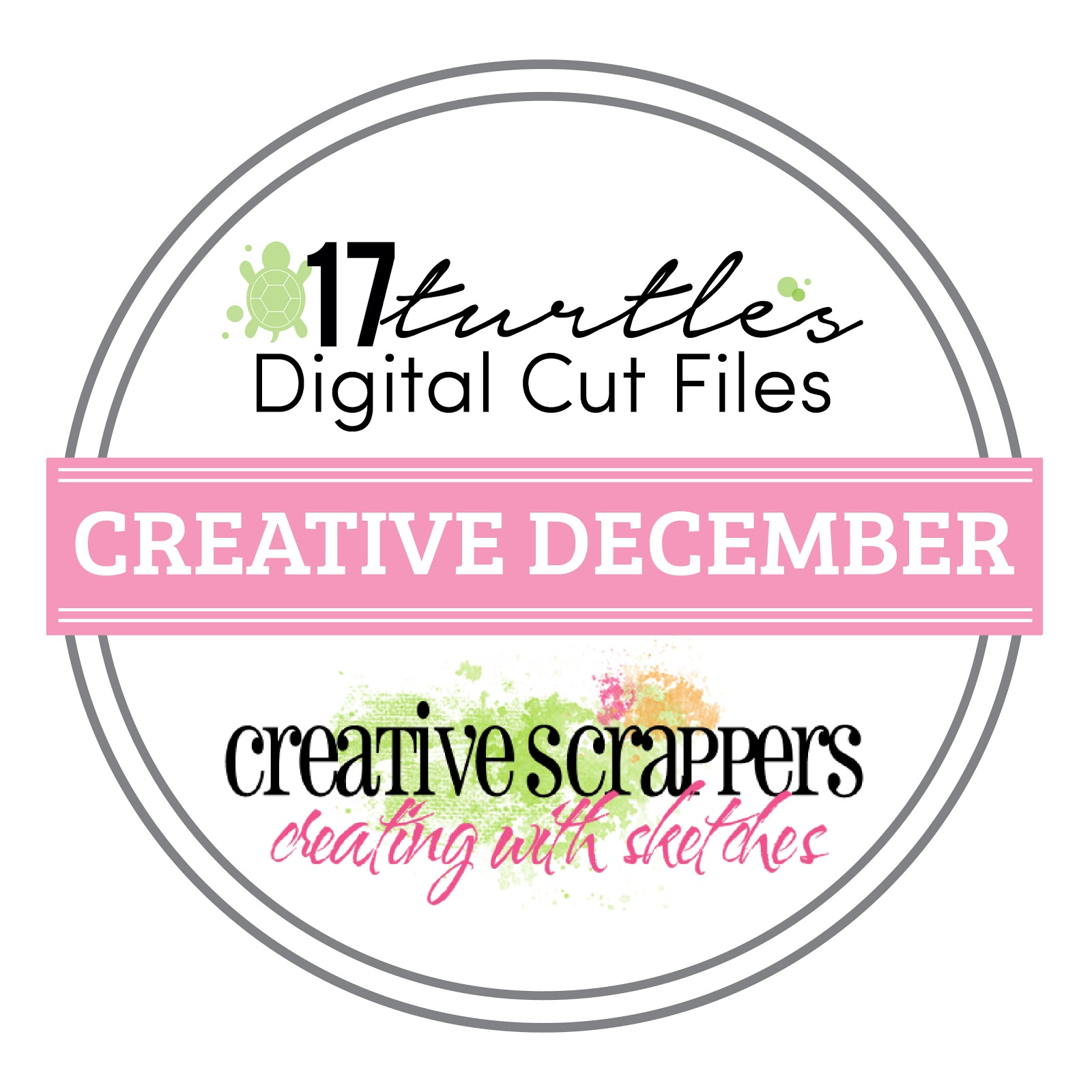 17turtles and Creative Scrappers Creative December