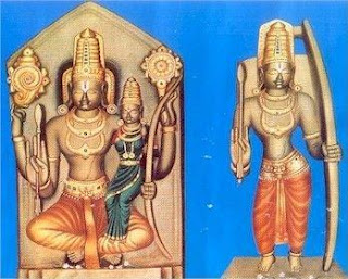 Bhadrachalam Sri Sita Ramachandra Swamy Temple