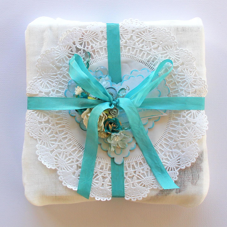 Упаковка подарка на свадьбу своими руками 56