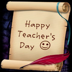 free download teachers' day powerpoint templates and backgrounds, Modern powerpoint