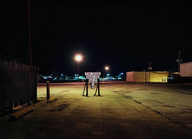 Arte Urbana - Please Chase Me - Joel Ross
