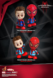 Hot Toys - The Amazing Spider-man Cosbaby (S) Series
