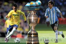 Prediction of the Final and Copa America champions 2011