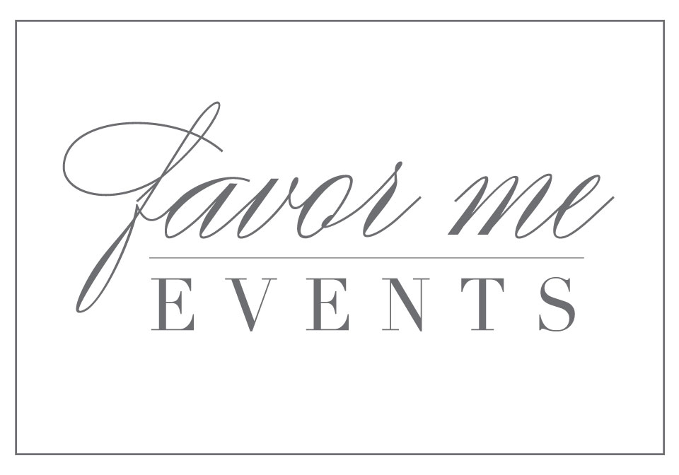 Favor Me Events and Design