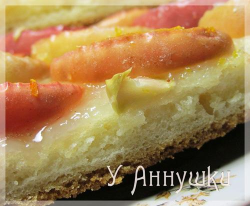рецепт пирожков с яблочным жмыхом