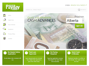 Fast Canada Payday Loan