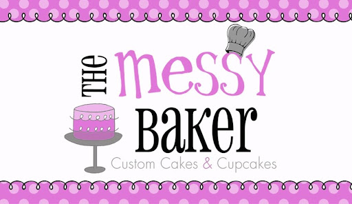 The Messy Baker -                     Custom Cakes &                                   Cupcakes