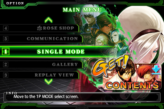 Cheat THE KING OF FIGHTERS-A 2012(F) Apk+Data