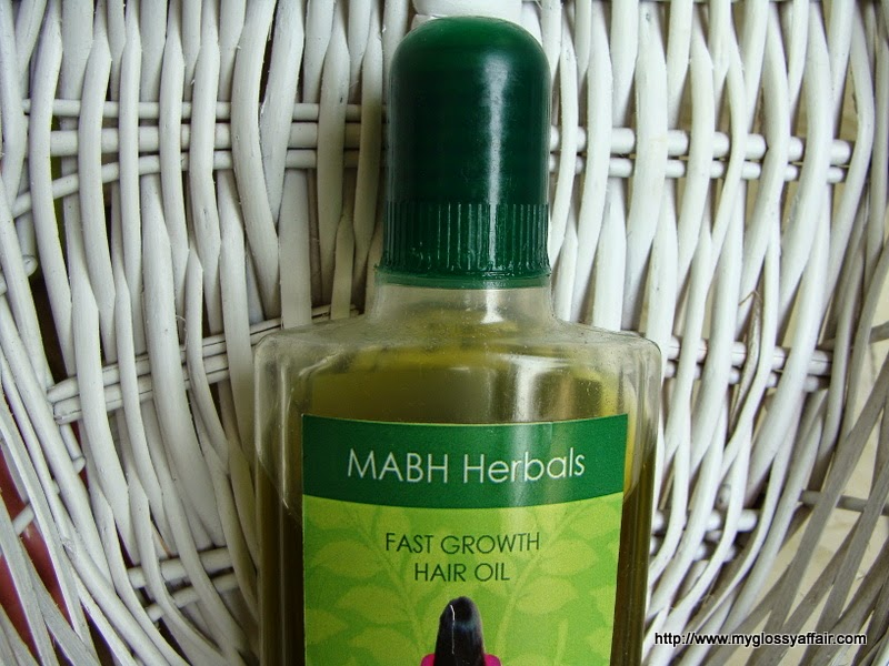MABH Fast Growth Hair Oil Review