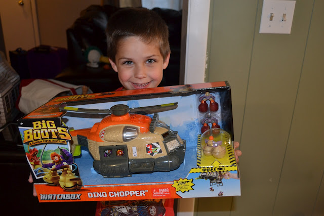 Mattel Toys Review Dino Chopper