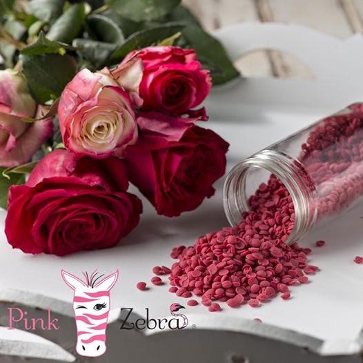 Pink Zebra Long Stemmed Red Roses Scent Image