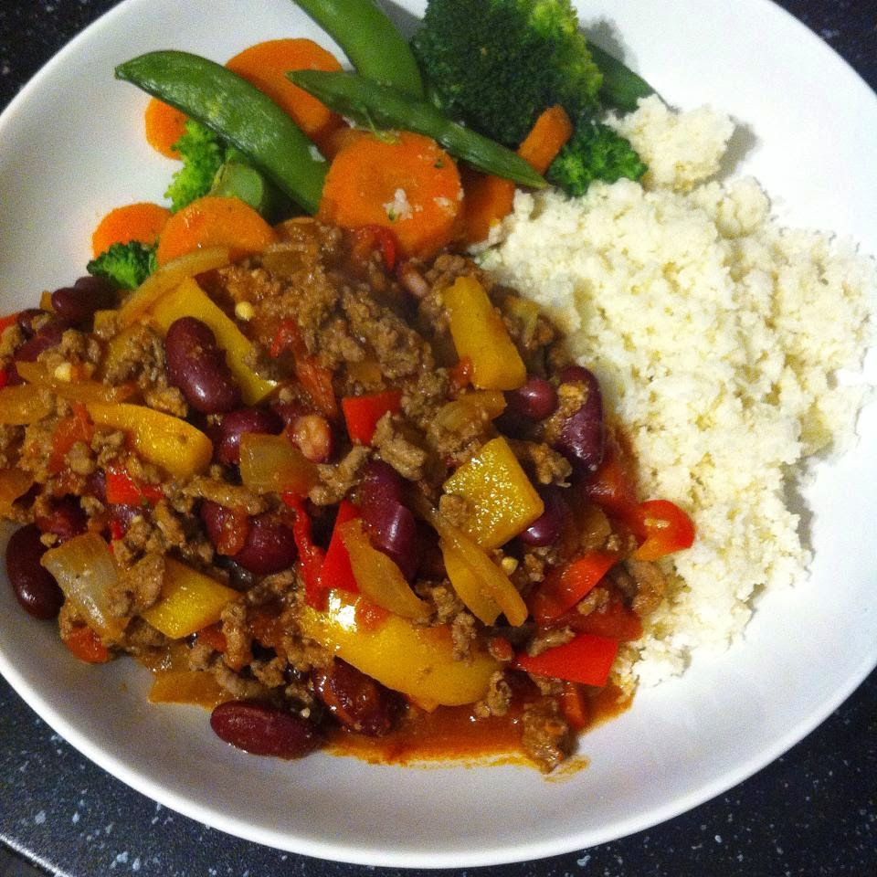 The Slimming World Diaries: Chilli con Carne with ...