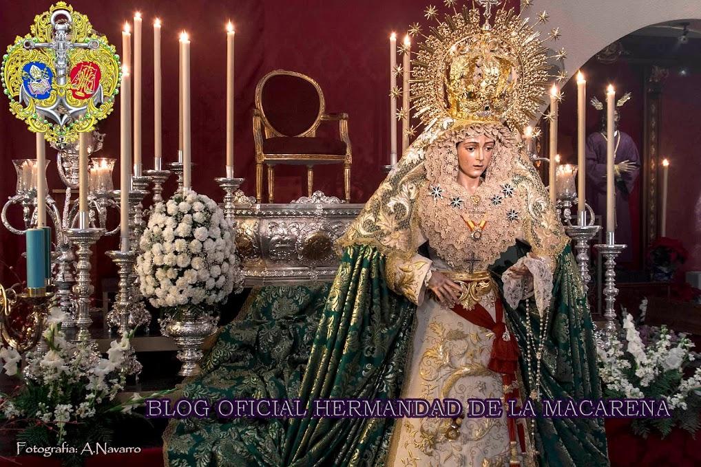 BLOG OFICIAL DE LA HERMANDAD DE LA MACARENA DE ALMERIA
