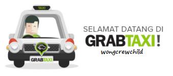 cara memesan taxi menggunakan grabtaxi