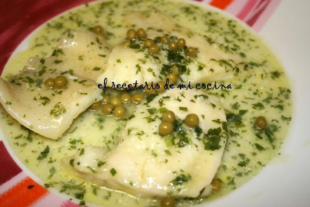 pescadilla en salsa verde tm31