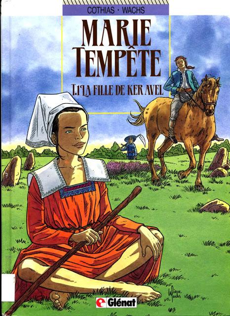 Marie tempête - Cothias & Wachs (Série finie) (4 tomes)