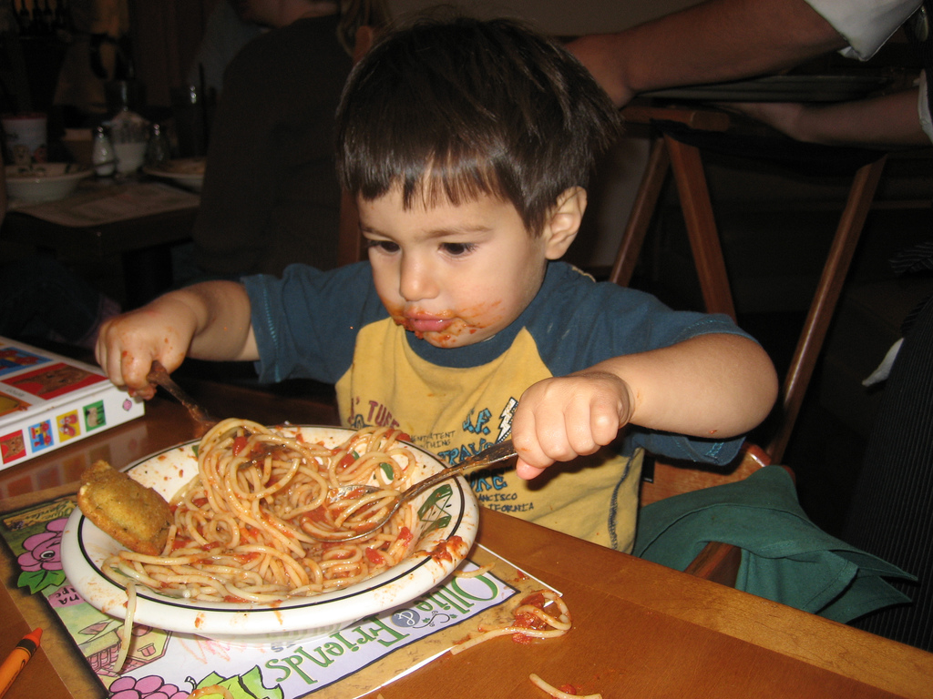 Image result for Tips for dining out with toddlers