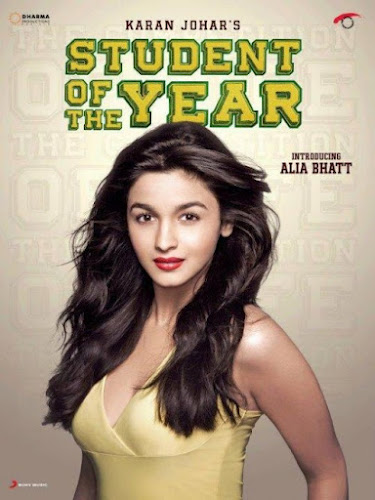 Student Of The Year (2012) Movie Poster