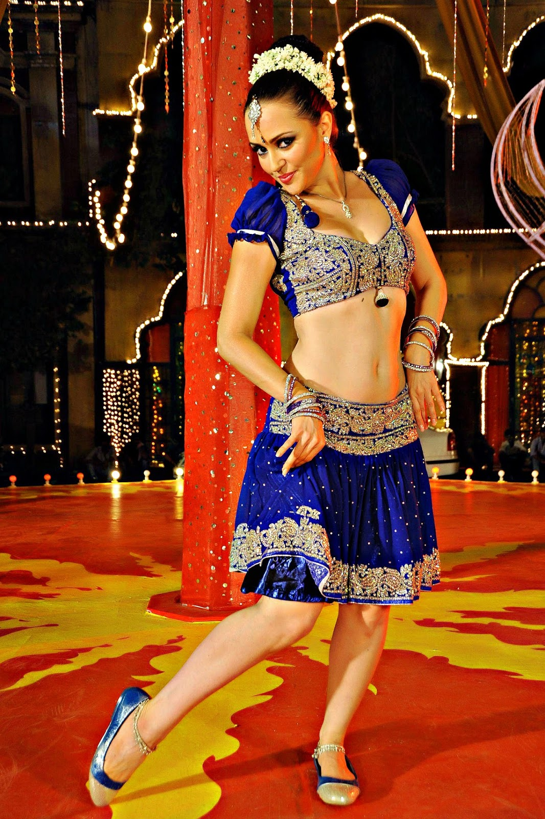 Item dance actress in blue short blose and short skirt hdr hot actress in item dance high quality digital image in hd no watermark photo gallery indian actress in telugu film hd stills online published thecheapjerseys Choice Image