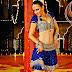 ITEM DANCE ACTRESS IN BLUE SHORT BLOSE AND SHORT SKIRT HDR HOT PHOTO STILLS