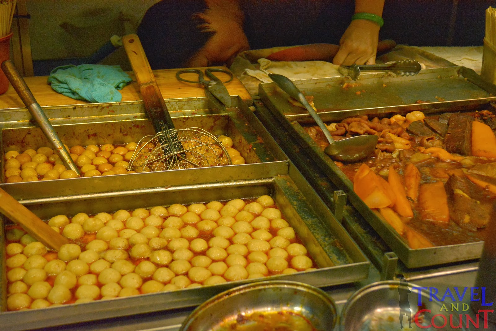 Street Foods haven in Hong Kong