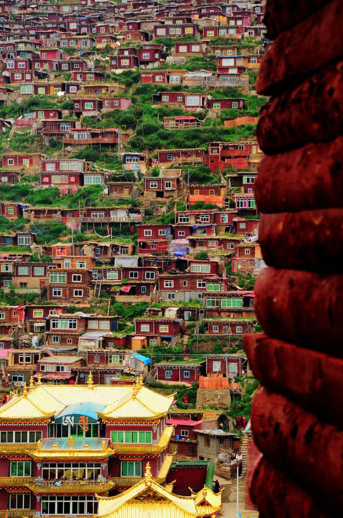 Sichuan, China.