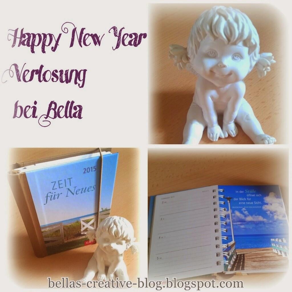 Happy New Year Verlosung bei Bella