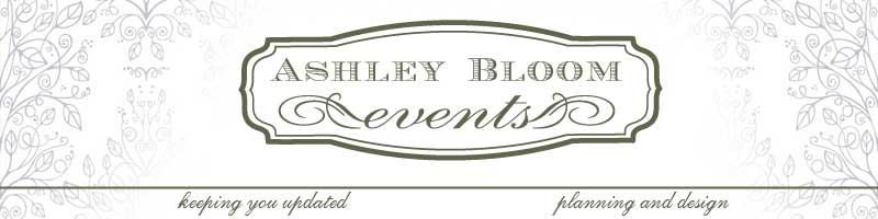 Ashley Bloom Events