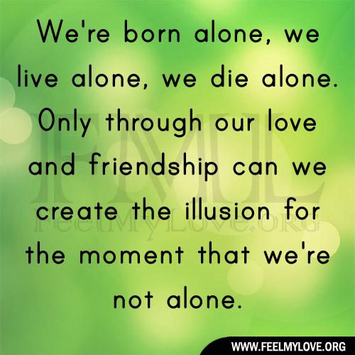 living alone quotes quotesgram