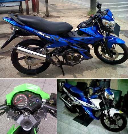 Tips Membeli Kawasaki Athlete Second