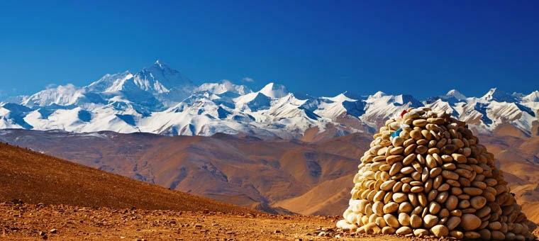 Tibet_Paysage_Everest
