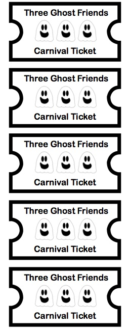Three Ghost Friends Three Ghost Friends Carnival Week