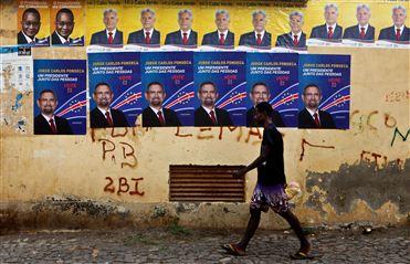 Cabo Verde: Principais candidatos à presidência encerram campanha com comícios na Praia
