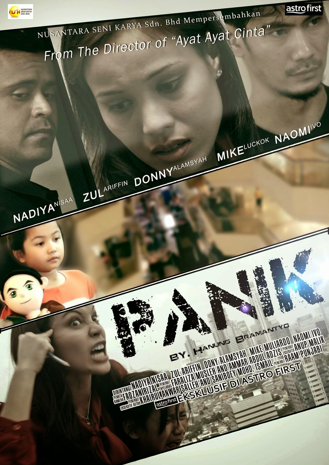 Panik Full Movie