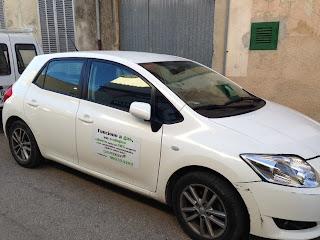 Otra transformación de un Toyota Auris a Autogas en Mallorca