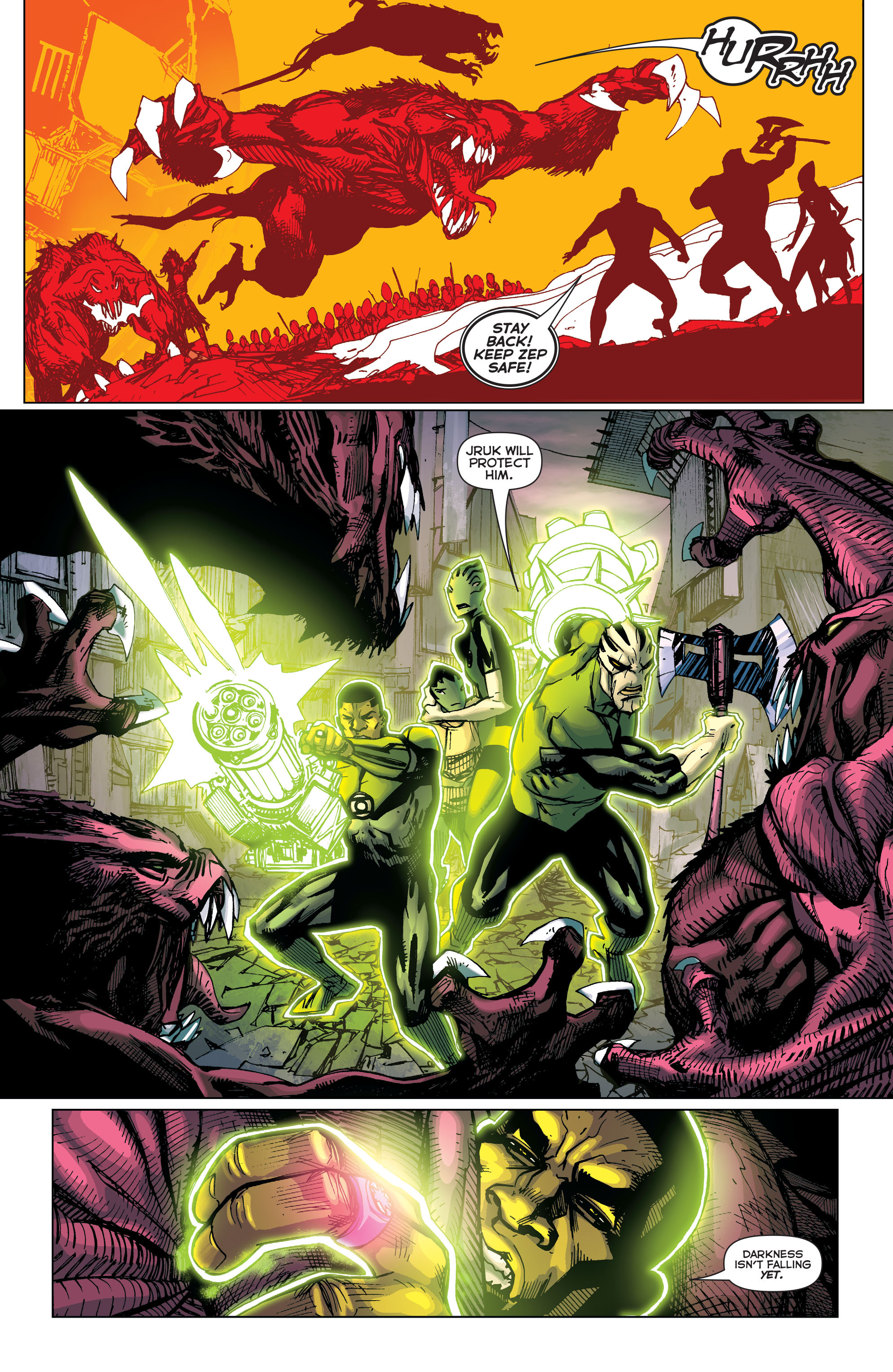 Green Lantern Corps (2011) Issue #40 #43 - English 19