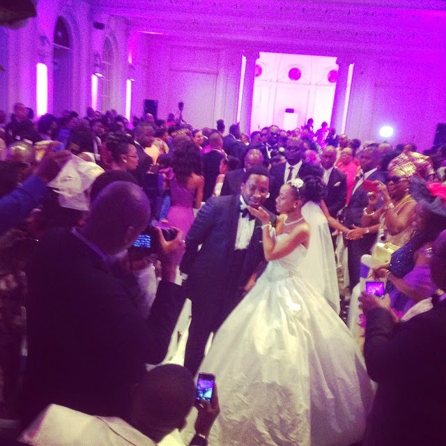 Sonnie Badu osaseye wedding
