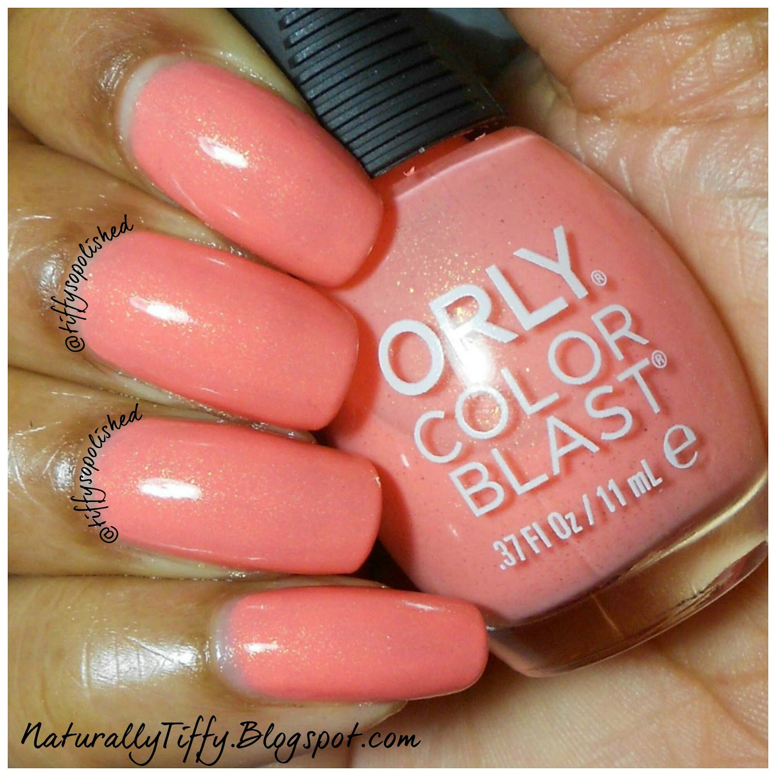Orly Color Blast Belle Collection: Positively Primeval ...