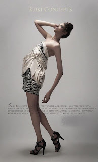 Fashion designer, Za hid Khan has been associated with style and