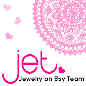 Proud Member of Jewelry on Etsy Team