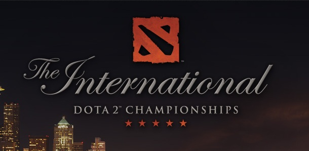 Dota 2 The International 2012