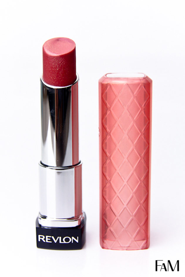 Revlon Colorburst Lip Butter in Peach Parfait - Review, Swatches and Demo
