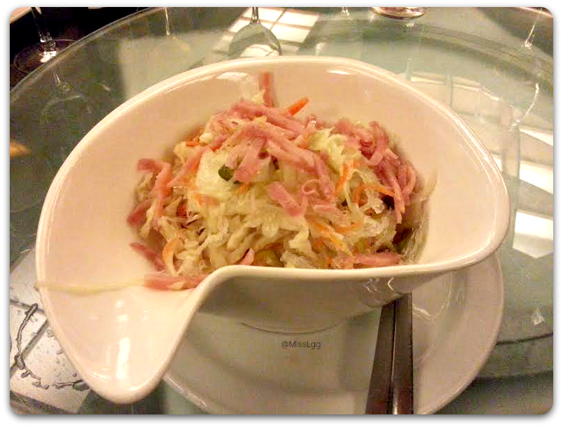 ensalada china restaurante chino mey-mey valencia