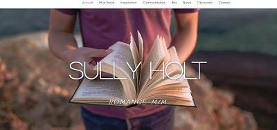 Mon site d'auteur