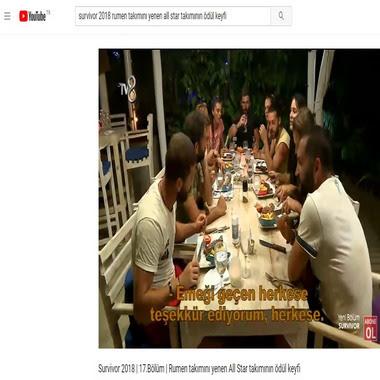 youtube com - rumen takımını yenen all star takımının ödül keyfi