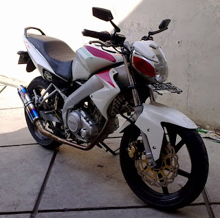 Modifikasi Yamaha Vixon