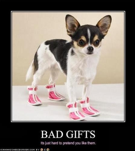 Bad Sad Christmas Gift LOL