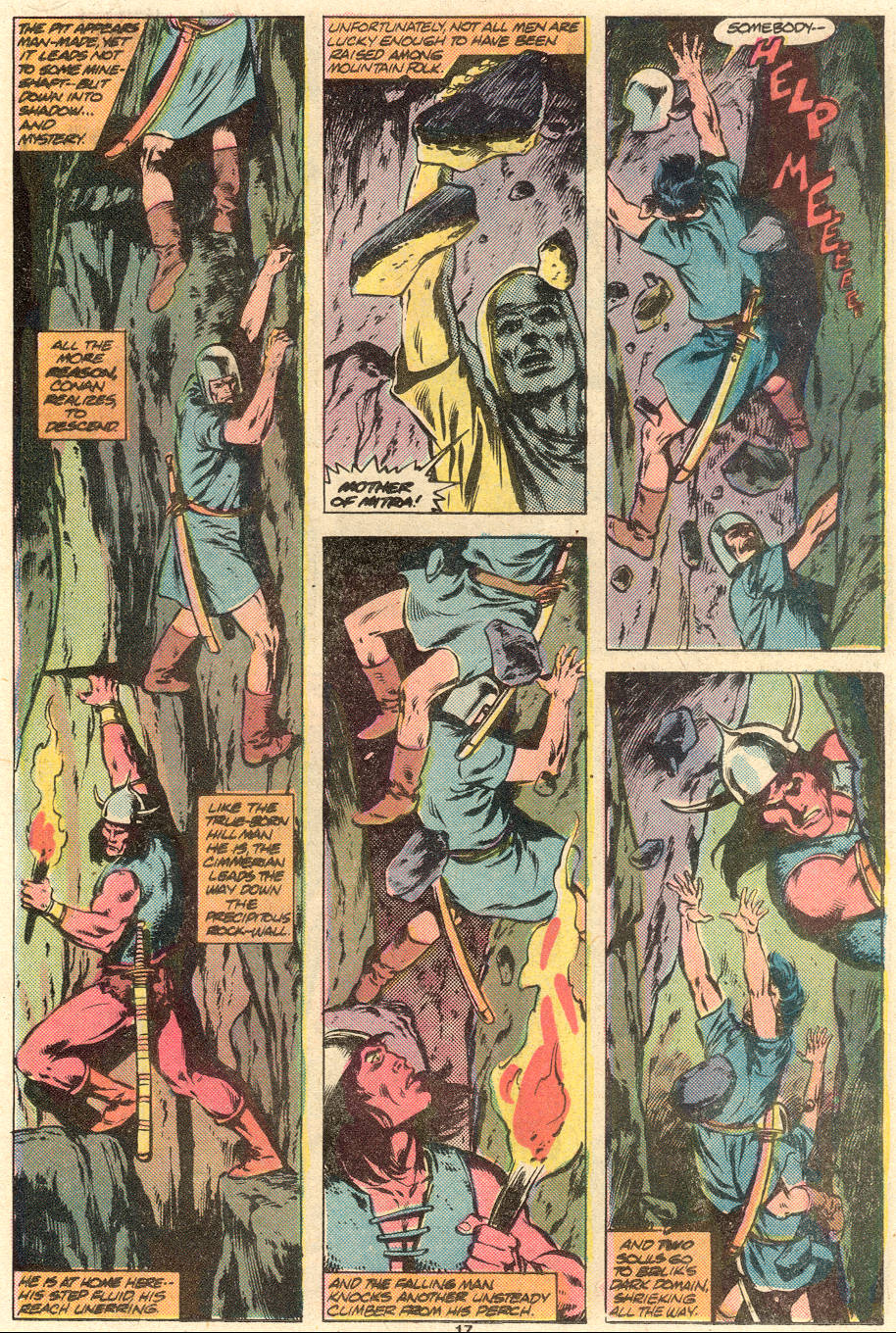 Conan the Barbarian (1970) Issue #123 #135 - English 14